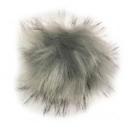 Woof Wear Faux Fur Attachable Pom Pom