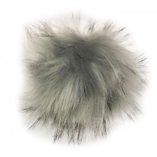 Woof Wear Faux Fur Attachable Pom Pom image #