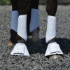 White Overreach with white iVent Hybrid Boots