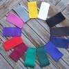 Breastgirth colours for Shepherds Breastgirths.