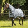 Zebra Fly Rug Combo by Gallop image #