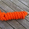 Orange Lead Rope