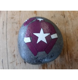 Racing Colours Hand-Painted Paperweights