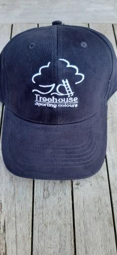 Treehouse Baseball Cap image #