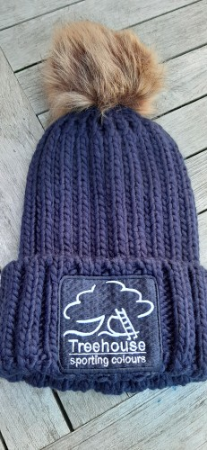 Beanie with the Treehouse Logo
