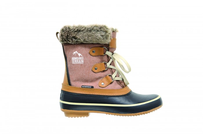 Mont Blanc Short Winter Boots