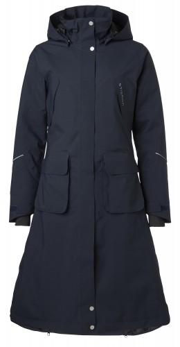 Stierna Winter Coat in navy