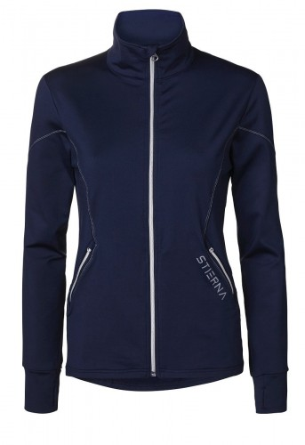 Andromeda Fleece in Navy