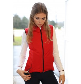 The Hava by Oscar & Gabrielle in red