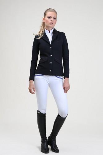 Hanna Jacket in black by Oscar & Gabrielle