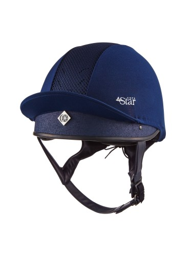 The 4 Star Helmet in Navy