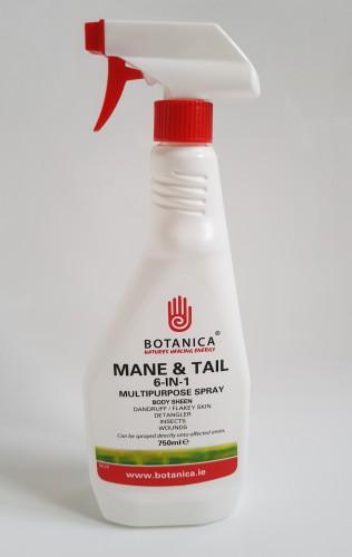 6 in 1 Botanica Spray