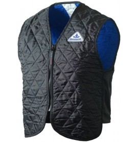 Hyperkewl Evaporative Cooling Gilet in black