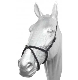 Rubber Figure 8 Noseband