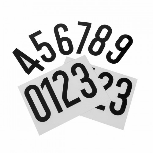 Magnetic Number Pack and Boards image #