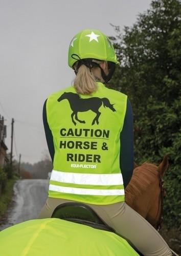 Equi-Flector Safety Vest image #