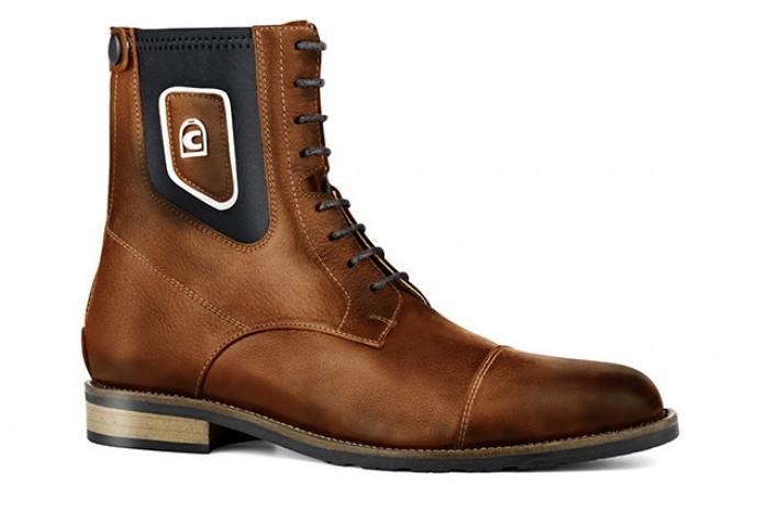 Cognac Paddock Boot