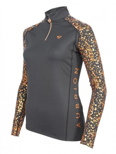 Alverstone Aubrion Black Shirt