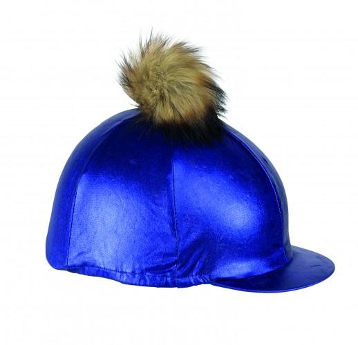 Metallic Lycra Hat Cover image #