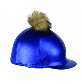 Metallic Lycra Hat Cover