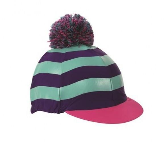 Cerise/Purple/Sea Green