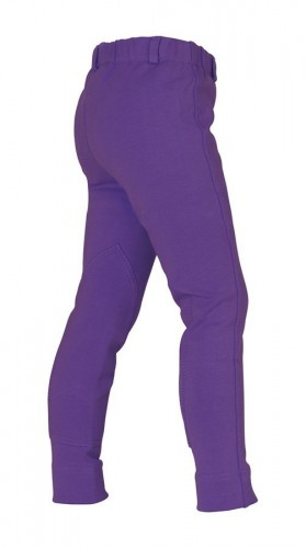 Purple Wessex Childrens Jodhpurs