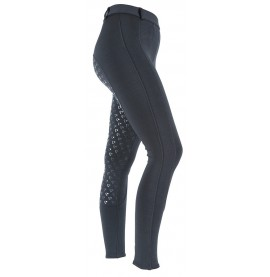 Aubrion Albany Black Ladies Riding Tights
