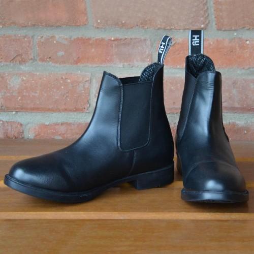 Durham Leather Jodhpur Boots image #