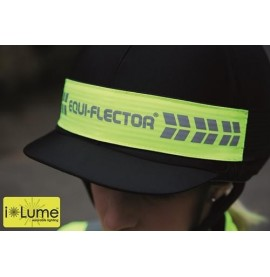 Bright Yellow High Viz hat band