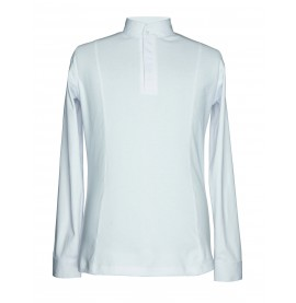 Shires Stock Shirt in white