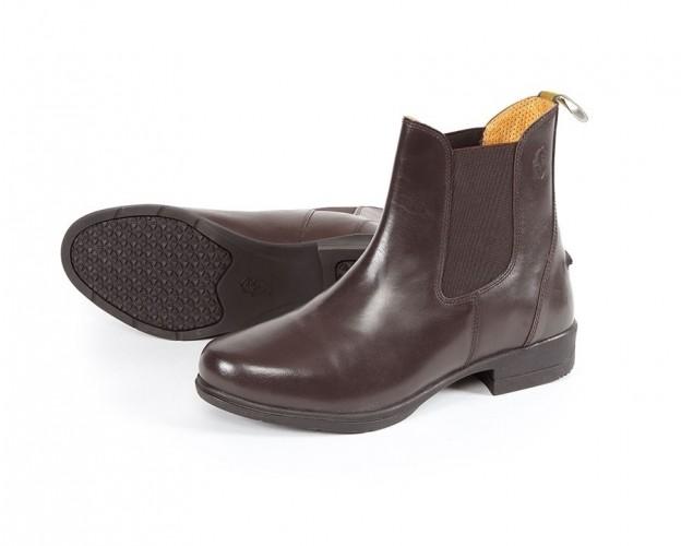 Moretta Lucilla Leather Jodhpur Boot Child image #