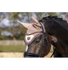 LeMieux Diamante Leather Browband