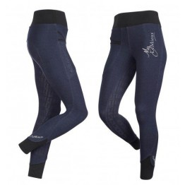 Active Wear Pull On Breeches by LeMieux