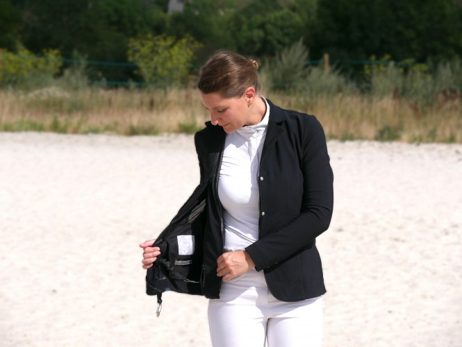Helite Air Jump Jacket
