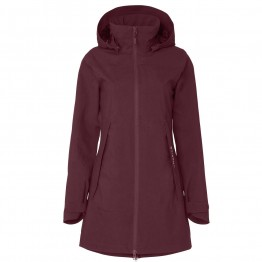 Stierna Storm Rain Coat - Amarone