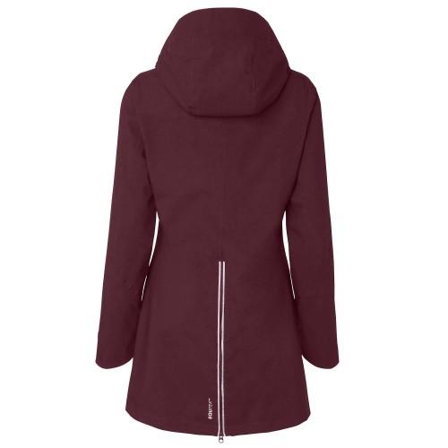 Stierna Storm Rain Coat - Amarone Limited Edition image #