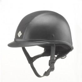 Charles Owen AYR8 Plus Plain Leather Look