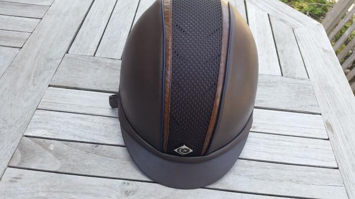 AYR8 Leather look with crocodile trim