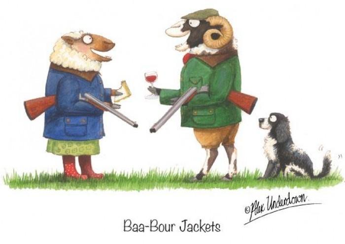 Baa-Bour Jackets