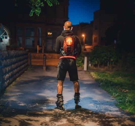 Fhoss Illuminated Rucksack image #