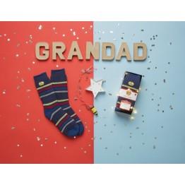 Best Grandad Gift Socks