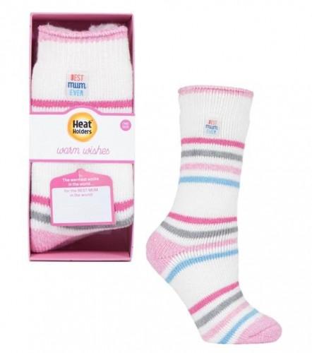 Best Mum Ever Gift Socks image #