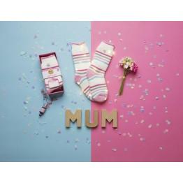 Best Mum Ever Gift Socks