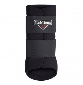 Black LeMiuex Grafter Brushing Boots