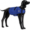 Blue Cooling Dog Coat