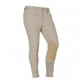Stratford Boys Breeches in Beige.