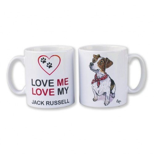 Love me, love my Jack Russell