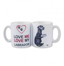 Love me, love my Labrador