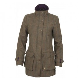 Toggi Braemar Ladies Tweed Coat