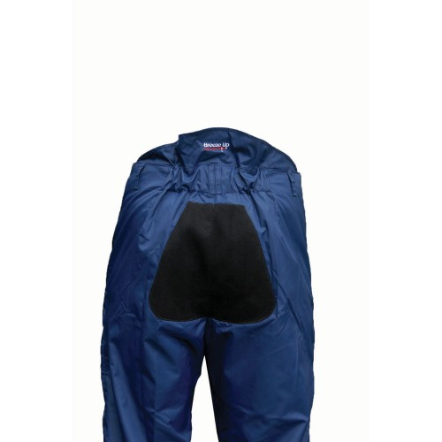 The Breeze up Waterproof Breeches in navy